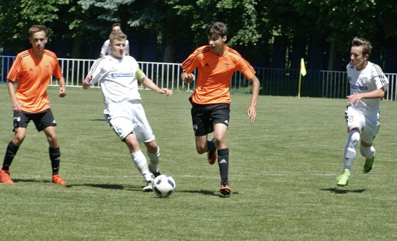 45cabbbe9a8d5 I. LMD U16: MFK Ružomberok - 1. FC Tatran Prešov 1:1 (1:0)