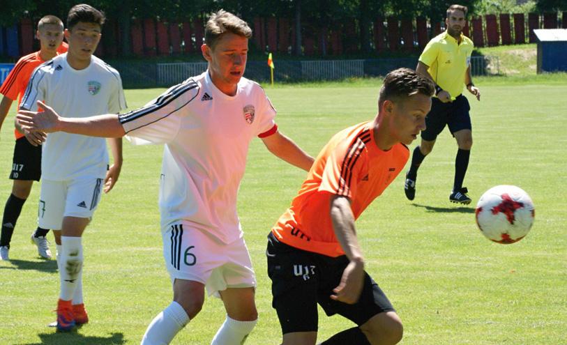 882a69f7bab7c I. liga mladší dorast (U17) MFK Ružomberok – 1. FC Tatran Prešov 0:1 (0:0)